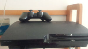 Ps3 with cod 4