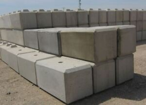 Concrete blocks (Concrete Lego Blocks) $80