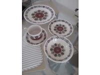 Kathy winkle tea service vintage 1970s