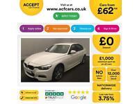 BMW 320 M Sport FROM £62 PER WEEK!