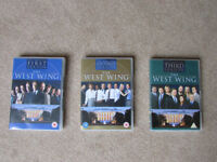 'The West Wing' - DVD Box Sets: Complete Series 1-3