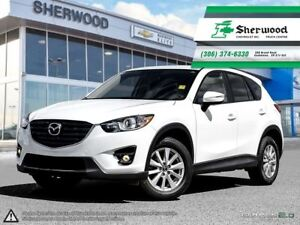2016 Mazda CX-5 GS AWD One Owner Local PST PAID Trade!!