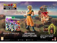 Dragonball Z Goku Edition - XBOX 360 - New - Sealed