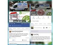 MR VAN removals and clearance services