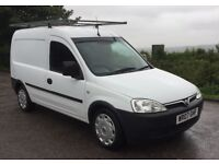 Vauxhall Combo 1.3 F.S.H LOW MILEAGE