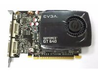 Nvidia GT 640 2GB EVGA for sale