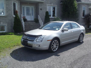 2008 Ford Fusion SEL Sport Berline