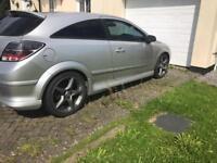 Astra SRI alloy wheels
