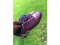 Astro Football Boots Size 6