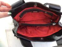 RI2K small black handbag
