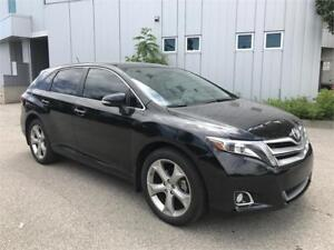 2016 TOYOTA VENZA LIMITED  AWD V6 NAVIGATION CAMERA LEATHER