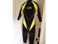 Ladies full length Lomo wetsuit