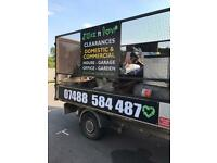 Waste Clearances, FREE Metal Collection, Rubbish and Garden Clearance in Stratford, East London