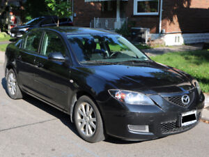 2009 Mazda3 GS Sedan - Accident & Rust free - Only 43,732KMs!!!