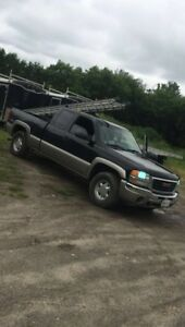 Parting out 2003 GMC Sierra