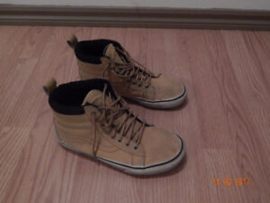 botte Vans off the wall