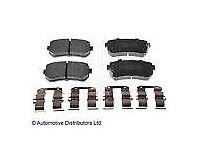 Rear Brake pads to fit Hyundai IX35, 2013 model
