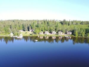 Manitoba fishing lodge for sale