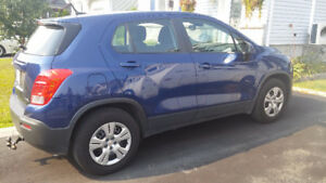 2014 Chevrolet Trax VUS Crossover Turbo