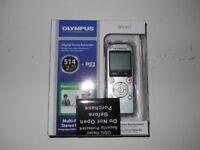 Olympus digital voice recorder dictaphone WS-811