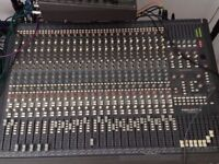 Soundtracs Topaz Project 8 24 channel Mixing Desk