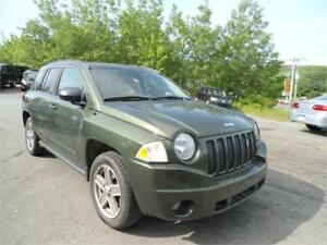 2008 JEEP COMPASS 4X4 !!! AUTOMATIC /NEW TIRES/NEW MVI!!!.