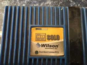 Wilson Dual Band Solo Cell Booster