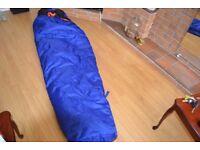 Kozi-Tec sleeping bag Three season
