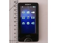 SONY WALKMAN NWZ X1060 32GB MP3/4 PLAYER