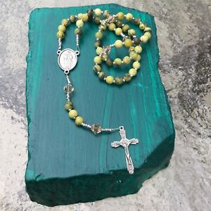 Handcrafted Rosary