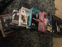 Sorted dvds including the office special edition boxset