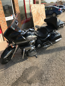 2016 Voyager ABC with extend warranty