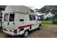 Talbot 2 Berth Toilet and Shower Campervan Mobile Home