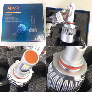 High Power LED Bulb 9005 9006 H11 H11J H4 H7 AUGUST SPECIAL