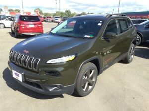 2016 Jeep Cherokee North 75TH ANNIVERSARY ED 4X4