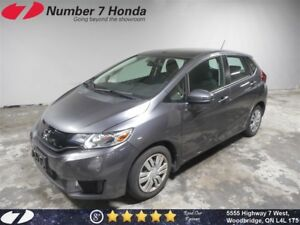 2016 Honda Fit LX| Backup Cam, Bluetooth, Power Group!
