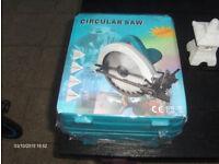 New/Unused Circular saws