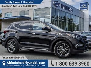 2017 Hyundai Santa Fe Sport 2.0T Ultimate ACCIDENT FREE