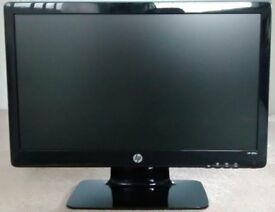 HP 2011x 20-inch-wide LCD TFT Monitor