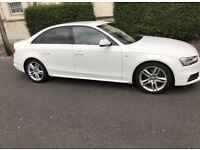 "Audi A4 s line wheels 18"" swap"