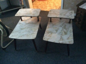 End tables (pair)