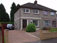 3 Bed Semi-detached House in Church Street, Perth with Garden & Parking