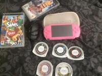 Sony PSP (1003) With Games