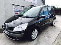 RENAULT SCENIC 1.6 VVT AUTOMATIC ONLY 87K MILES £1495!!
