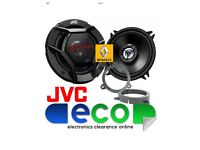 JVC car speakers 520W (need gone asap)