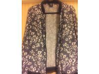 Light bomber coat