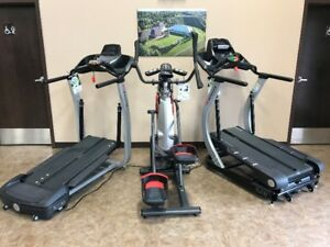 Bowflex TC100 and TC200 Treadclimbers On Sale at Flaman Fitness