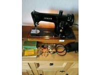 Singer 201k electric sewing machine