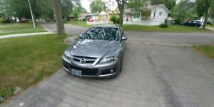 Mazdaspeed 6 turbo awd (trade or sell)