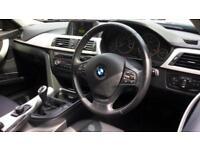 2013 BMW 3 Series 320d EfficientDynamics 4dr Manual Diesel Saloon